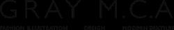 Gray M.C.A Logo
